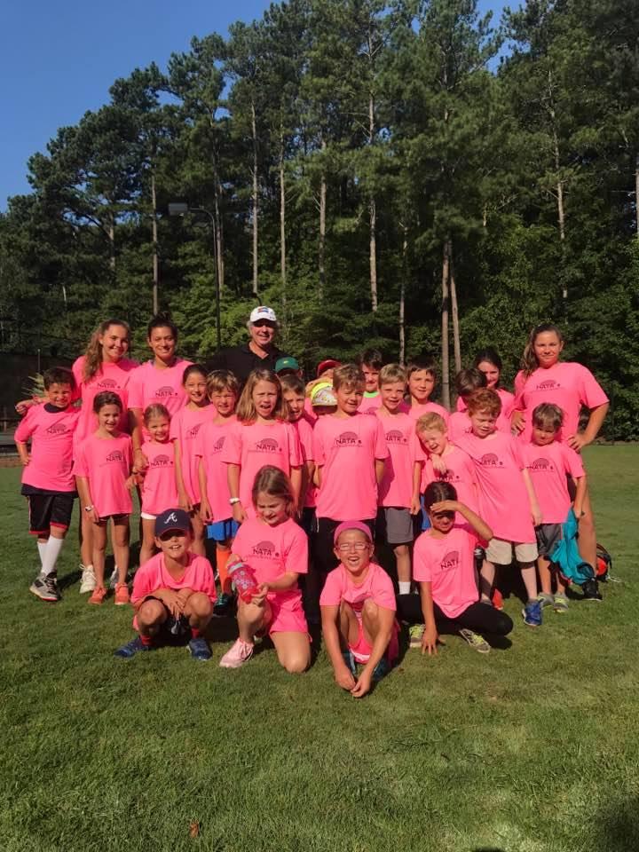 Full Camp Pink